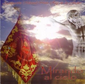 A.M. Cristo Rey de los Judios Mirando al Cielo