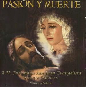 A.M. Fusionada San Juan Evangelista y Santo Sepulcro de Bailén y Sabiote Pasion y Muerte 2010