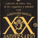 A.M. Ntra. Sra. de las Angustias y Soledad de León – XX Aniversario (2012)