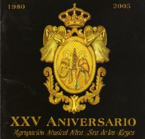 AM Virgen de los reyes xxv aniversario