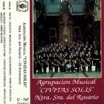 A.M. Ntra. Sra. del Rosario -Cívitas Solis- de Écija – XXV Aniversario (1992)