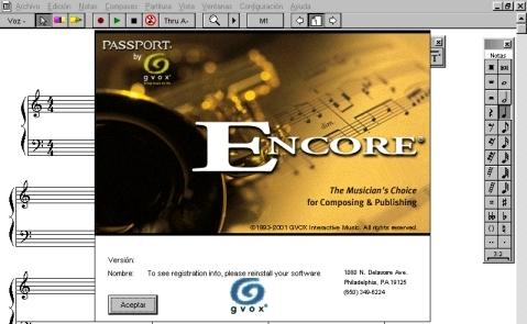 Descargar Encore