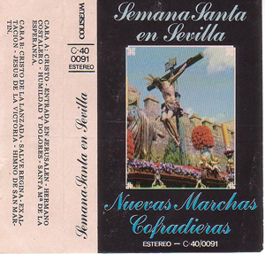 am sagrada lanzada de sevilla nuevas marchas cofradieras 1982