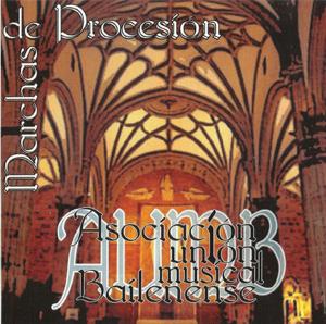 asociacion union musical bailense marchas procesionales 2005