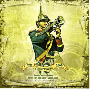 CCTT Cautivo y Santiago – X Aniversario (2009)