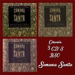 Colección 3 CDs BSO de la Película Semana Santa (1992)