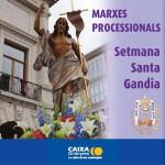 Marchas Procesionales Semana Santa de Gandía 2 CDs (2012)