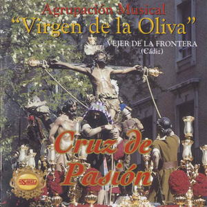am virgen de la oliva cruz de pasion 2000