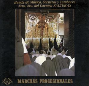 bm carmen de salteras marchas procesionales 1987