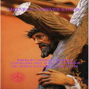 cctt cofradia dulce nombre de jesus nazareno de leon amanece viernes santo 1995