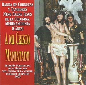 cctt jesus de la columna a mi cristo maniatado 2006