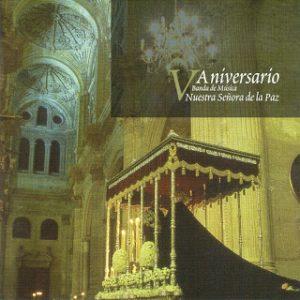V Aniversario BM Ntra Sra de la paz de Málaga