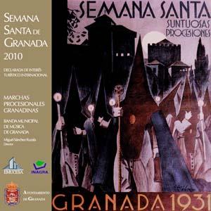 B.M. Municipal de Granada (Granada) Semana Santa de Granada (2010)