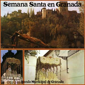 B.M. Municipal de Granada (Granada) Semana Santa en Granada (1987)