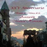 XXV Aniversario | Banda de Música Asociación Musical Herrereña | Herrera (Sevilla)